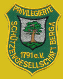 Priviligierte Schützengesellschaft 1791 Berga/Elster